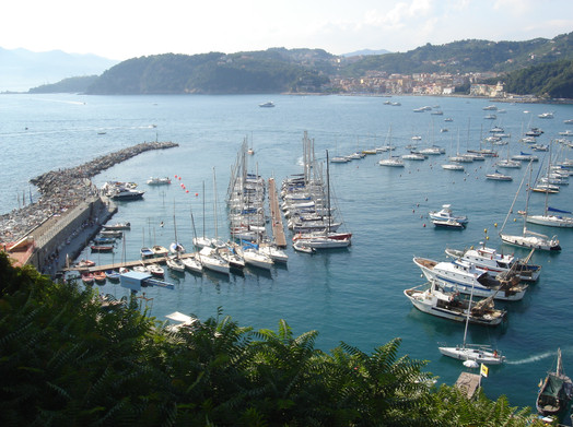 San Terenzo view from Lerici's Castle.JP