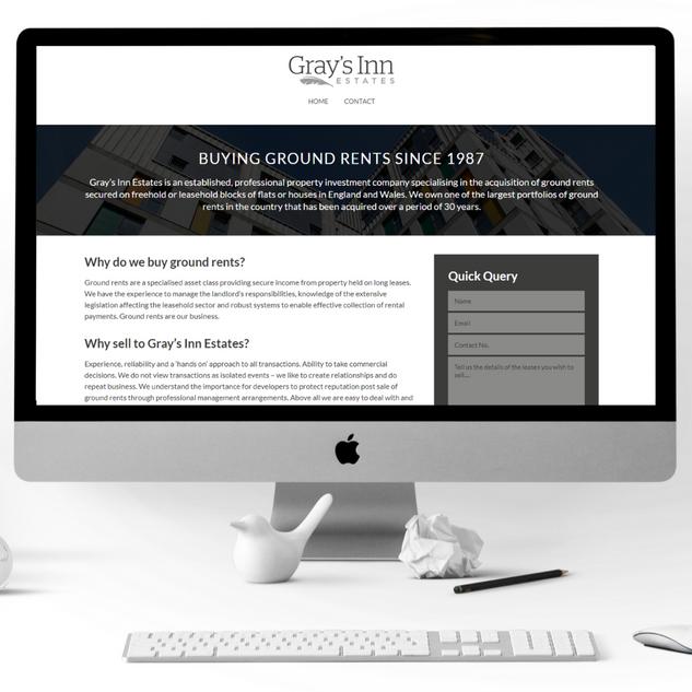 Gray's Inn Group - Marketing Manager