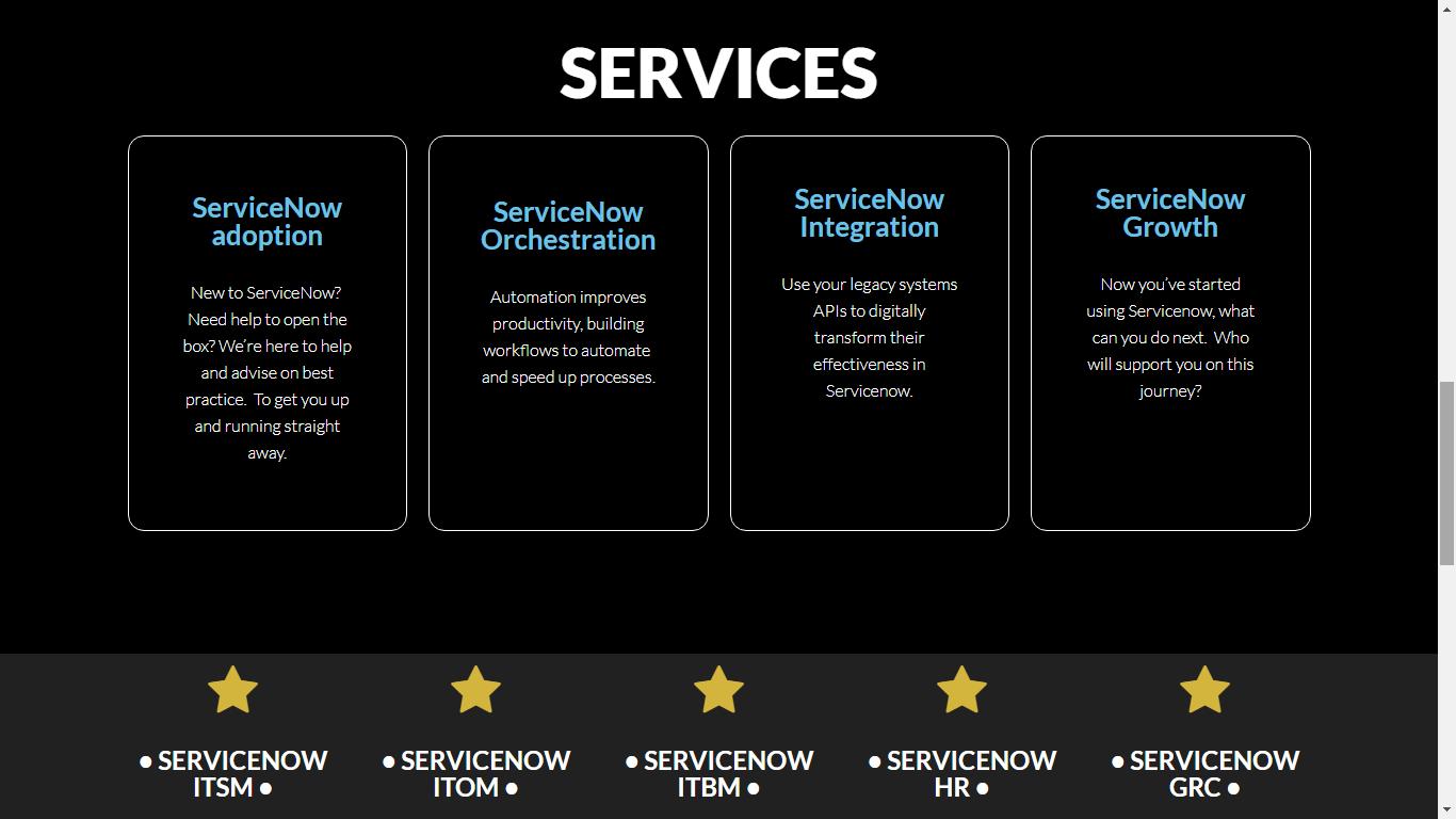 Shapera Website Services