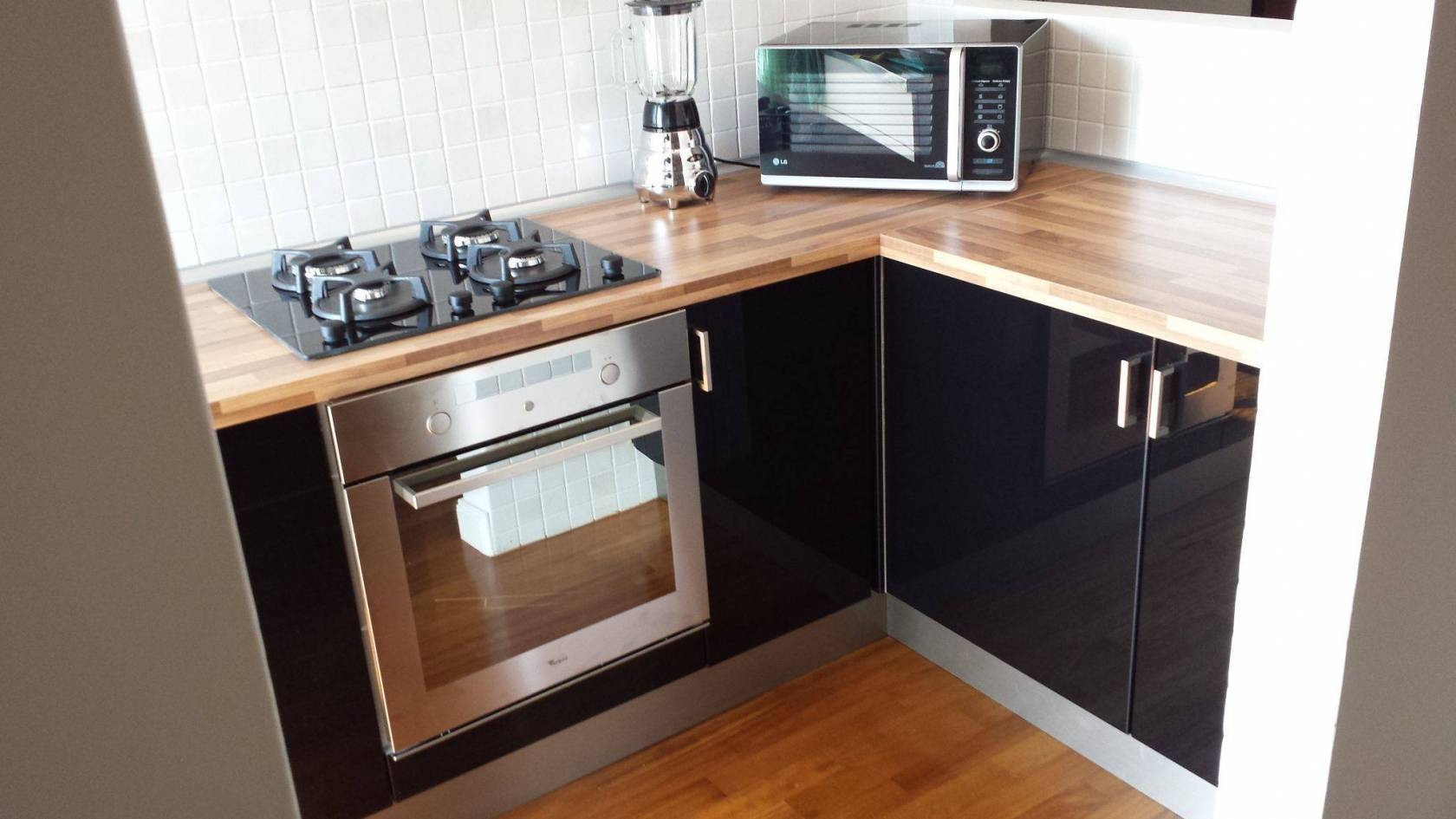 1 bedroom apartment with large terrace L