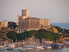 Lerici Castle & Boats.JPG