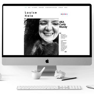 CurlyWordy Website - webZdesignLondon.png