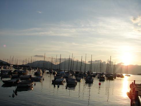 Lerici  boats.JPG