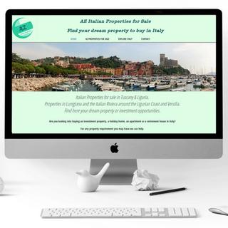 AZ Italian Properties WebZdesignLondon.p