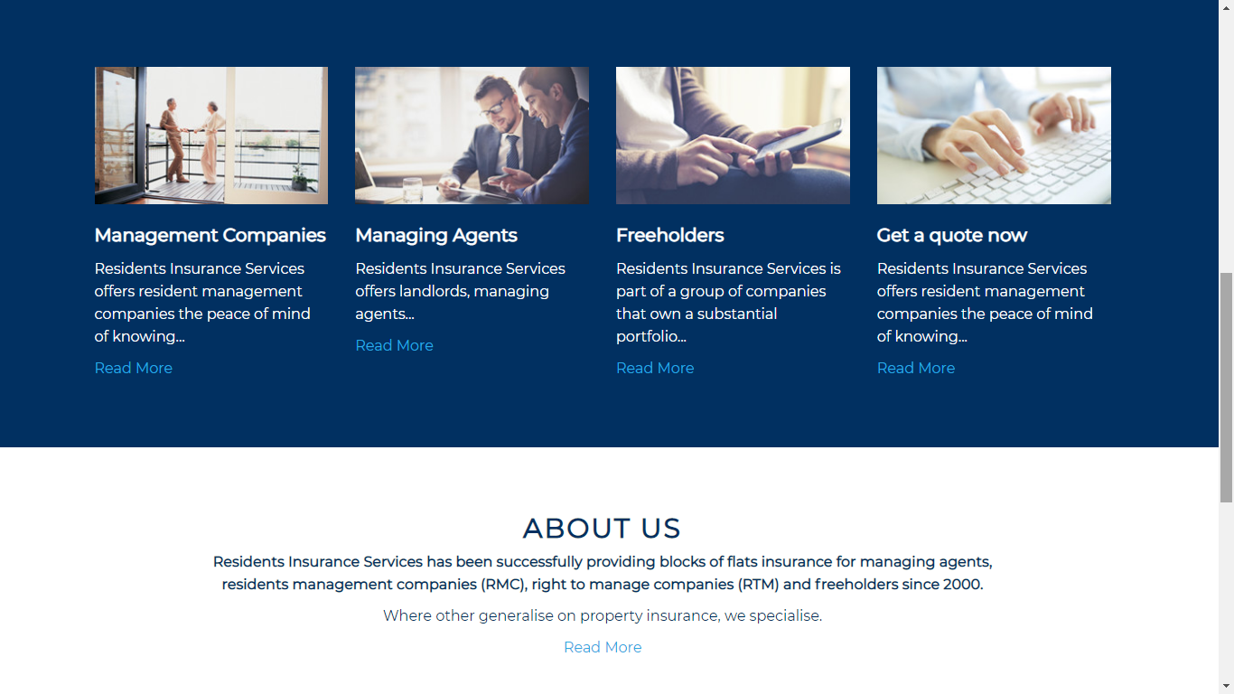 Residents Insurance Services Home Page_.