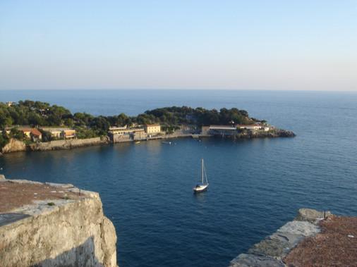 Lerici Maralunga from the Castle.JPG