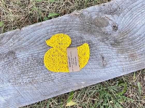 Yellow Duck Soap Lift