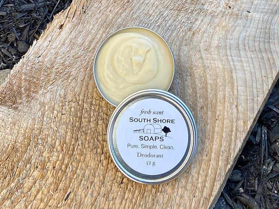 Natural Deodorant Fresh Scent