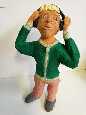 jongen met groen vest 2013