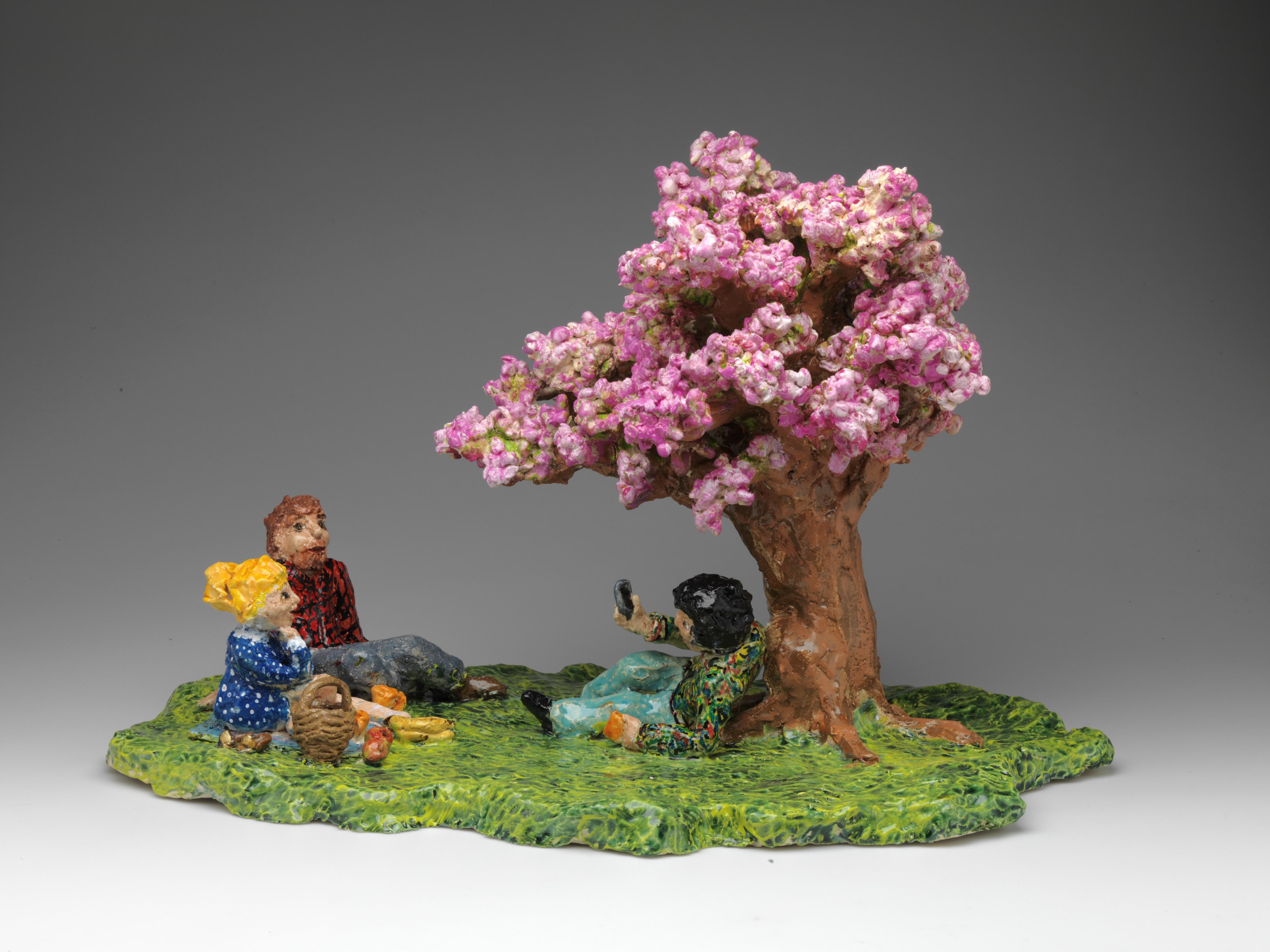 Le déjeuner sur l'herbe - 2017