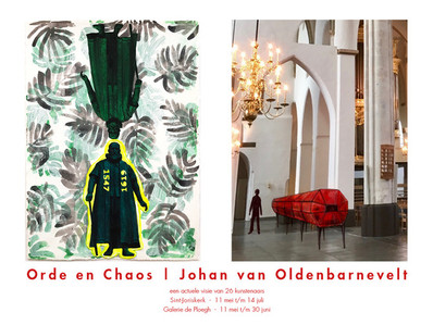 Orde & Chaos I Johan van Oldenbarnevelt