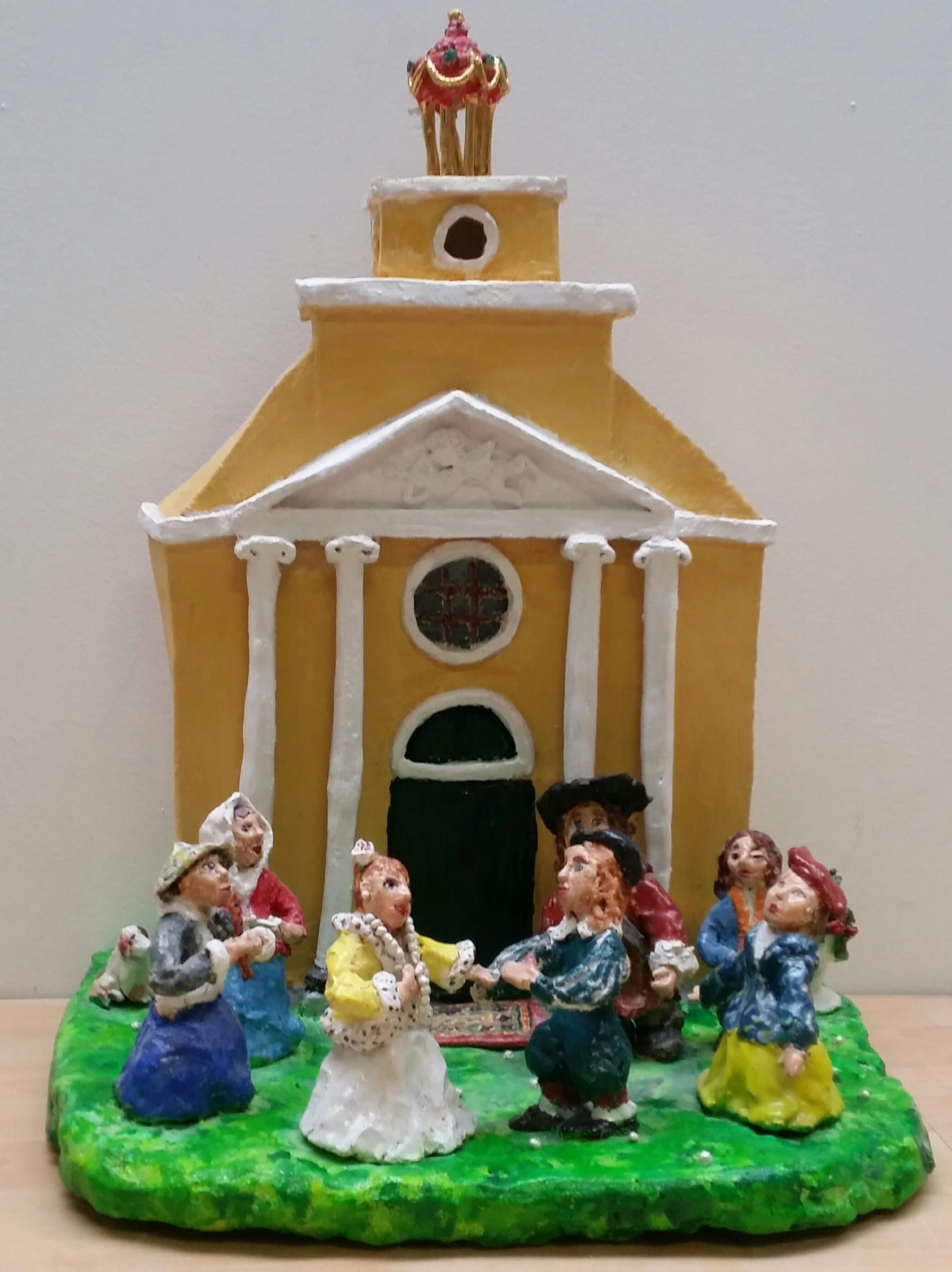 De bruiloft van Vermeer 2012