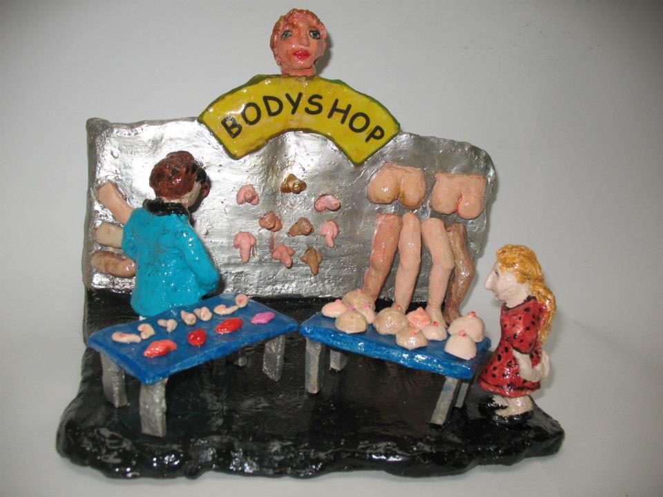 The bodyshop 2009 -2