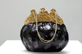 Royal blue bag 2010