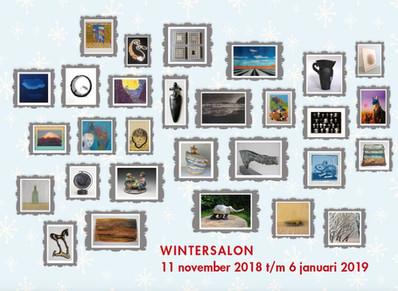 Wintersalon -11 november – 6 januari 2019