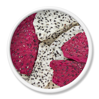 WHITE & RED DRAGON FRUIT CHIPS