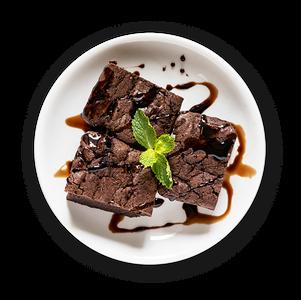 Gluten Free Chocolate Fudge Brownies