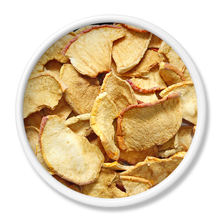 PLAIN & FLAVORED APPLE CHIPS