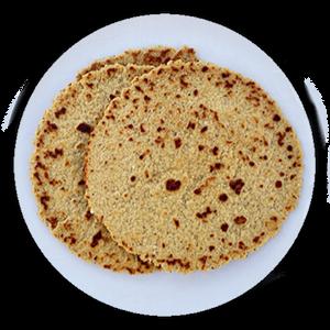 Vegan Cauliflower Tortillas