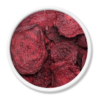 PLAIN & FLAVORED BEET CHIPS