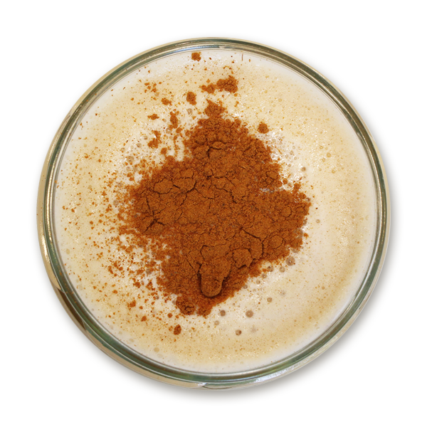 CINNAMON COCONUT MCT LATTE