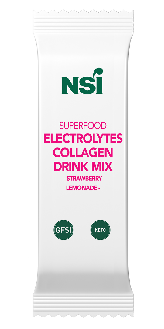 Stick Pack_Electrolytes Collagen Drink M