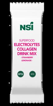 Stick Pack_Electrolytes Collagen Drink M