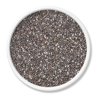 BLACK & WHITE CHIA SEEDS