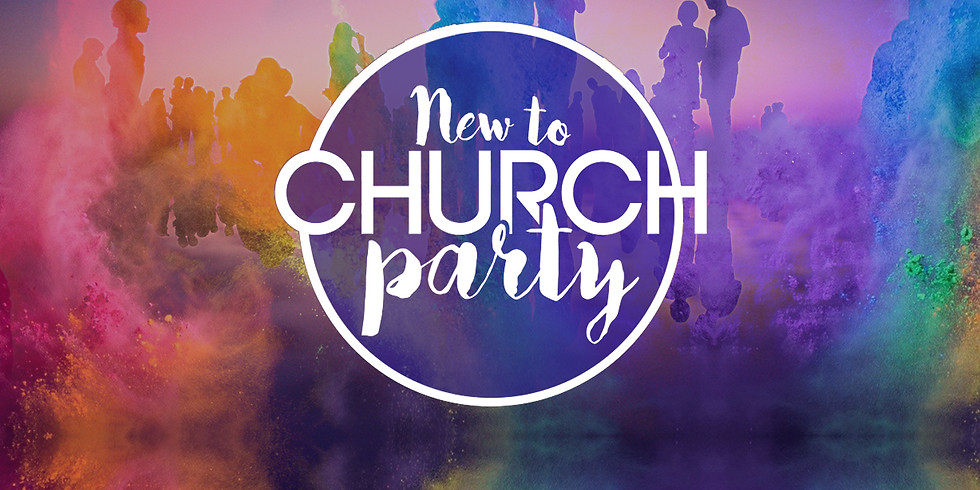 New To Church Party