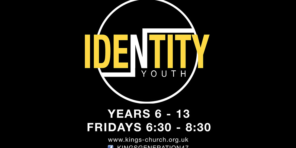 Identity Youth - 5th April