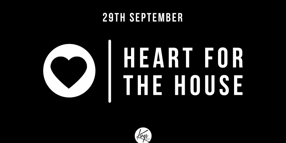 Sunday Service - Heart For The House - 29th September
