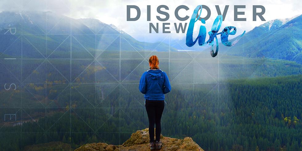 Discover New Life  - 1st September