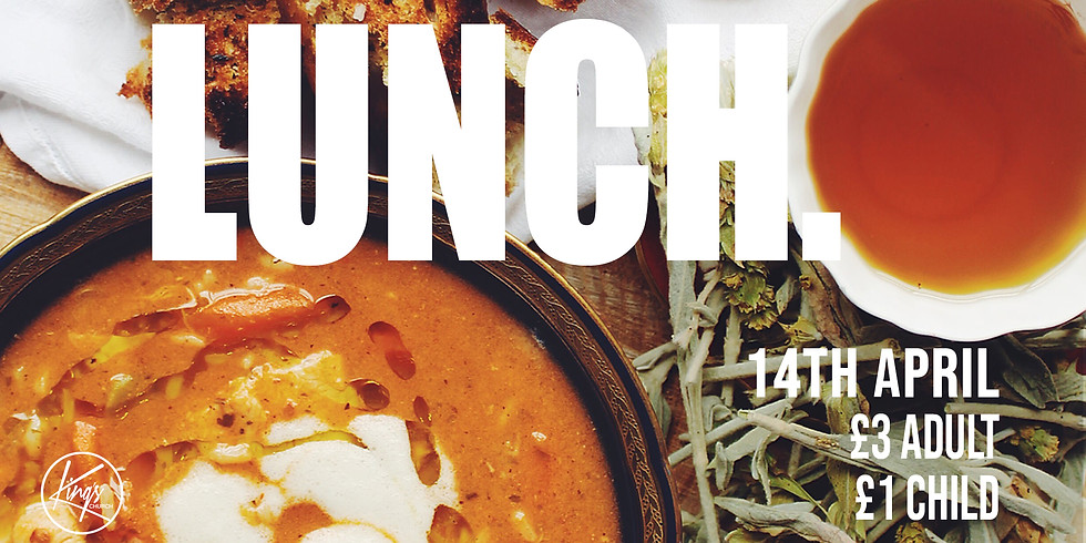 Lunch - 14th April