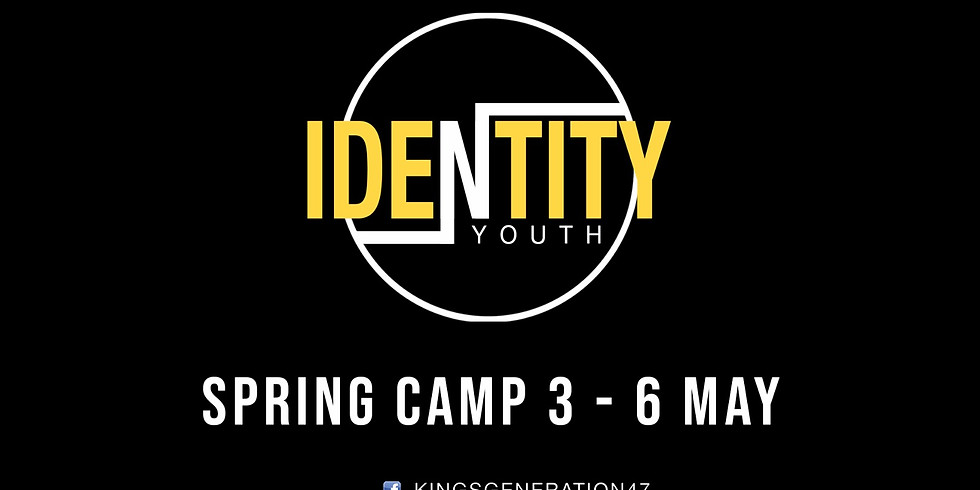 Identity: Spring Camp 2019 - 3rd May (1)