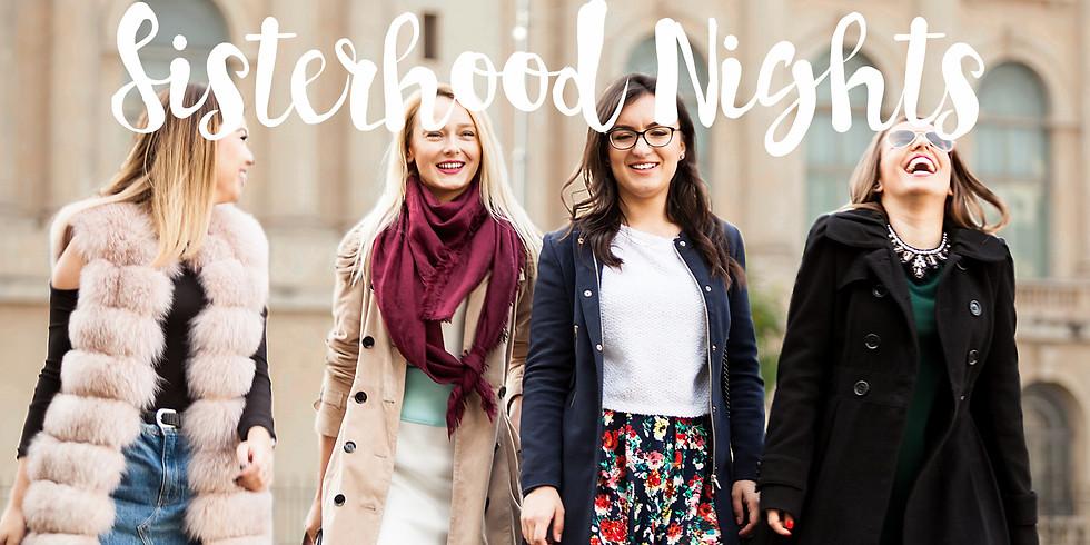 Sisterhood Nights - 22nd November