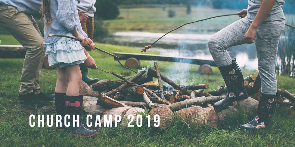 Church Camp 2019 - 7th August