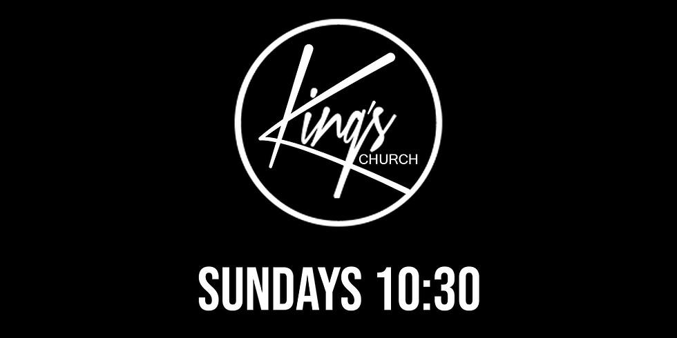 Sunday Service - 19th May
