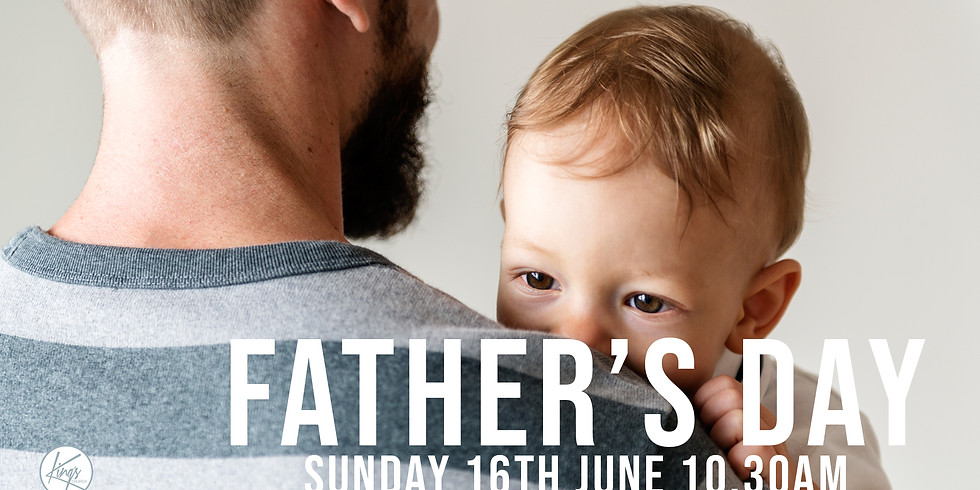 Father's Day - 16th June