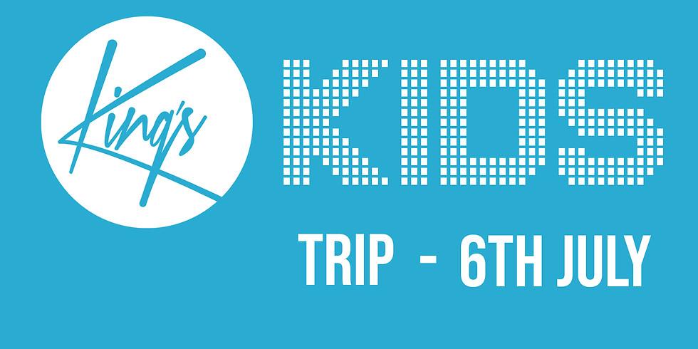 King's Kids: Puxton Park Trip - 6th July