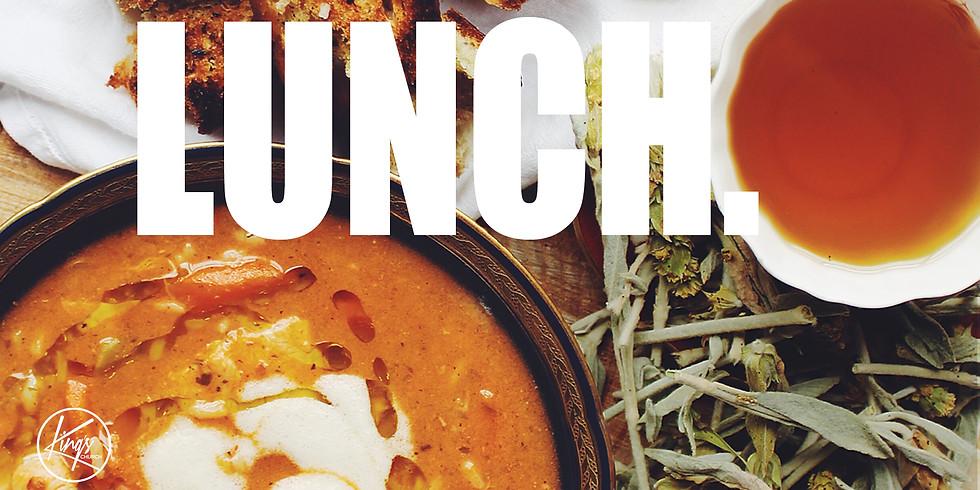 Lunch - 10th November