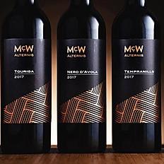 2017 McW ALTERNIS NERO D'AVOLA