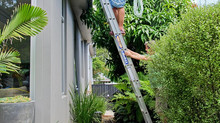 Working on the roof? Here's how to do it safely.   DFW Roofing