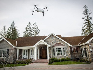 How drones are transforming the roofing industry   DFW Roofing