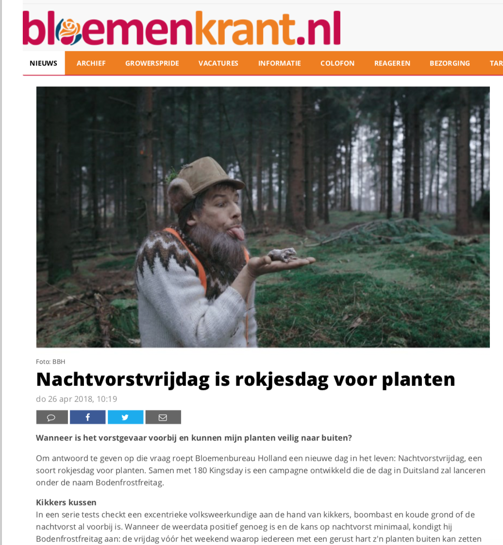 Bloemenbureau Holland