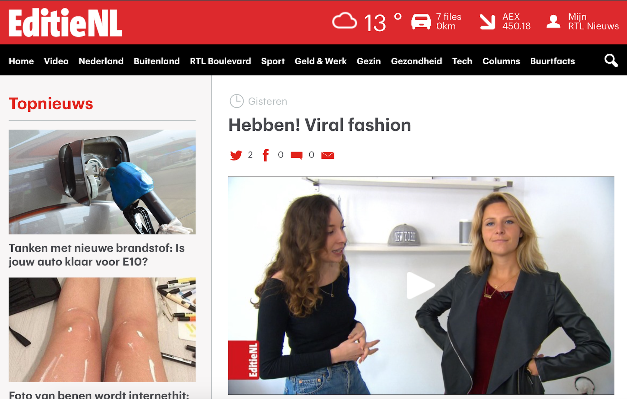 Lesara Editie NL