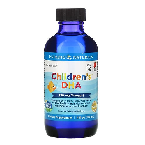 Nordic Natural Children's DHA