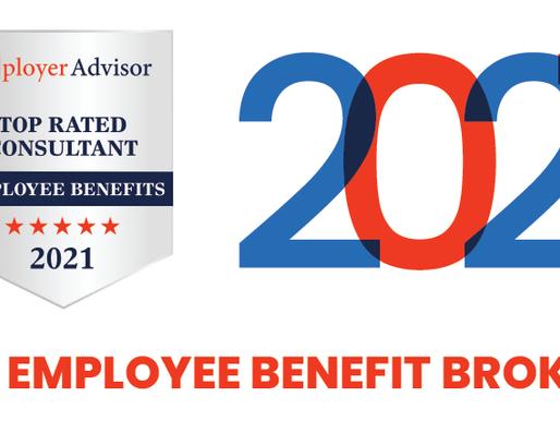 Top Employee Benefits Consultant in Atlanta Winner 2021