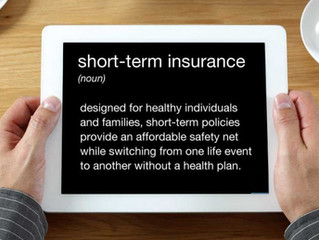 Will the maximum short-term health policy duration be extended?
