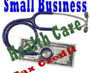 Does my business qualify for a Small Business Health Care Tax Credit?