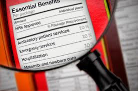 What are Essential Health Benefits?